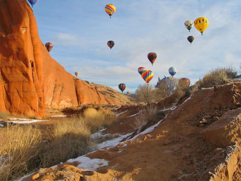 Balloon Canyon