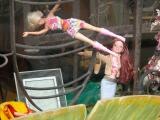 Barbie acrobats
