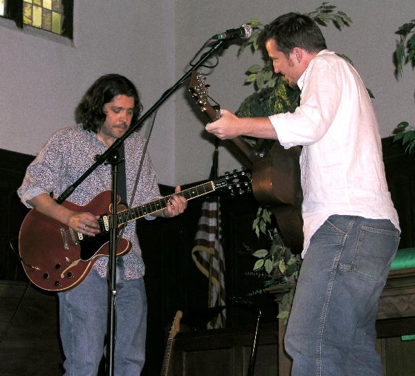 David Goody Goodrich & Peter Mulvey
