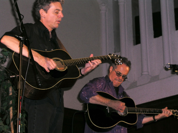 Tom Russell and Andrew Hardin - 2