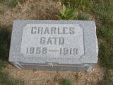 Gatd, Charles Section 3 Row 2