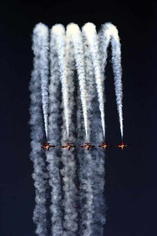 Air Show SF