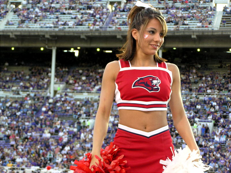 Houston Cheerleader