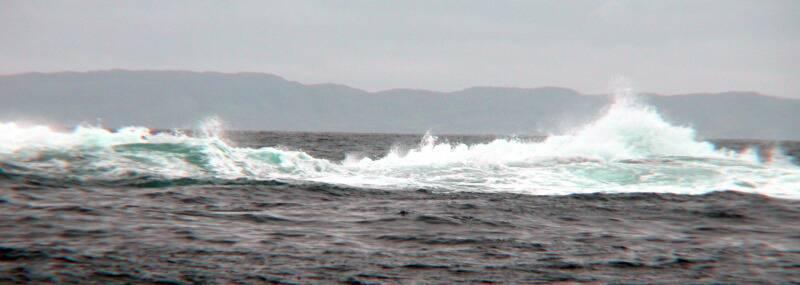 Bogha nan Ramfhear, rock to be avoided south of Ross of Mull