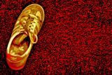 Shoe on fire *