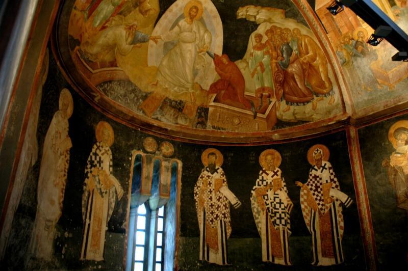 Istanbul Kariye or Chora Church