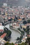 Amasya views from high