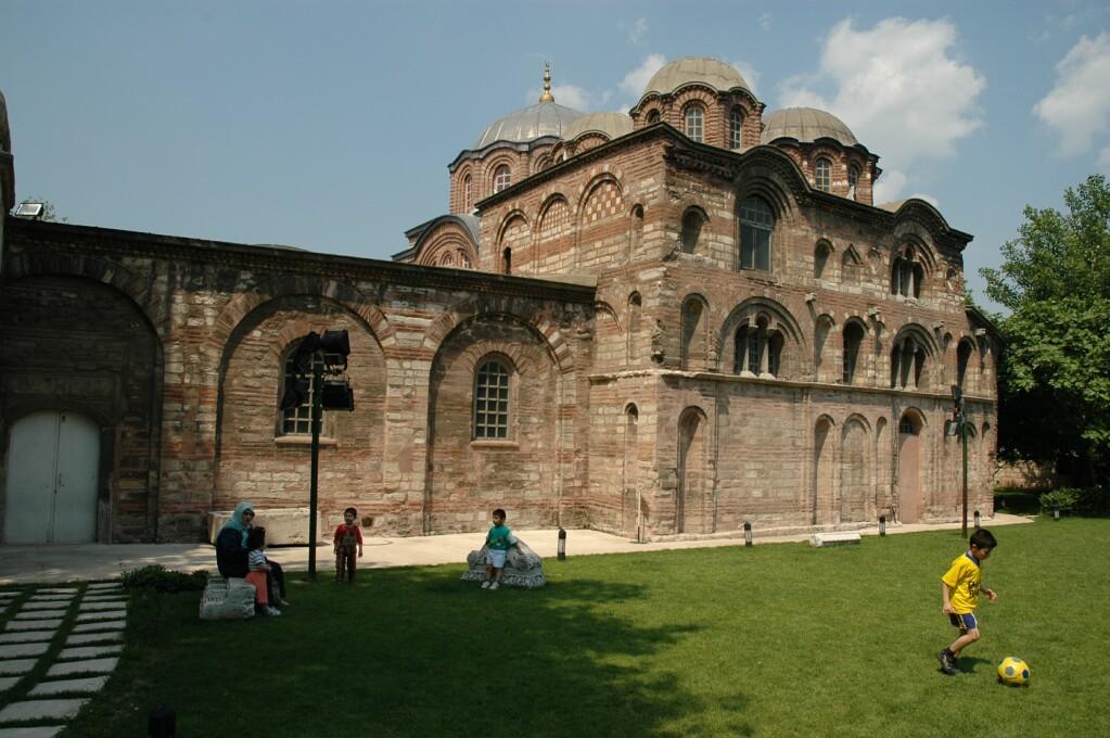 143 Istanbul  Fethiye Mosque june 2004