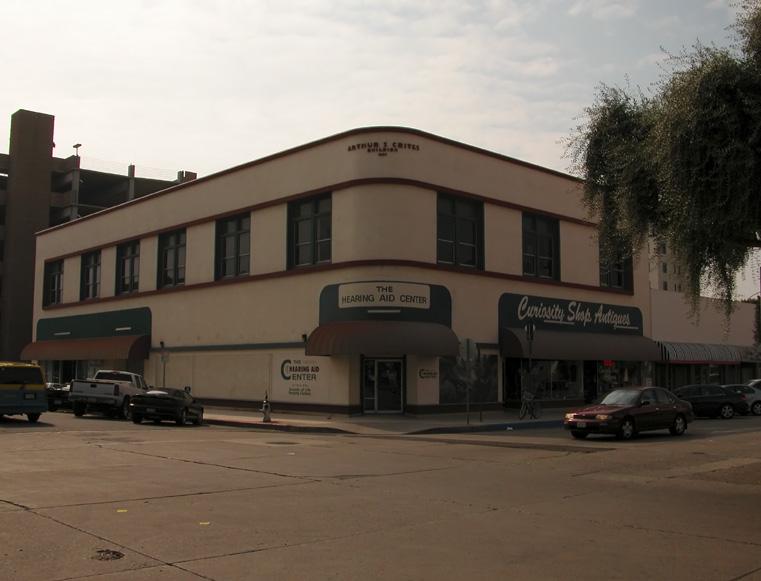 Arthur S. Crites Building