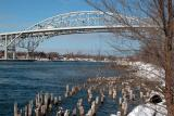 Bluewater Bridge - Sarnia