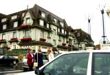 Typical architecture of Deauville