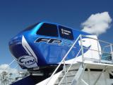 The Ford Performance Racing Simulator capsule.. A must ride for all serious V8 fans.. (even Holden supporters.)