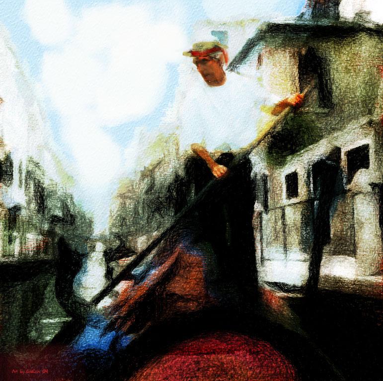 Venice-Taxi