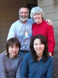 Tomoko and Sakiko and Kim and Deb