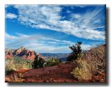 Beautiful Desert Sky