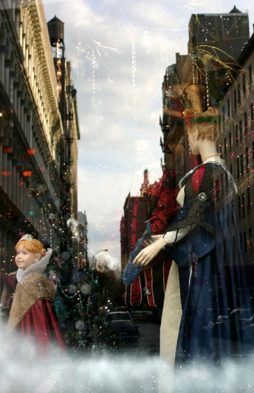 New York Costume Store at 10th Street & Broadway