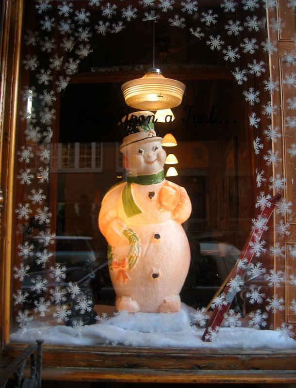Once Upon a Tart Cafe on Sullivan SOHO