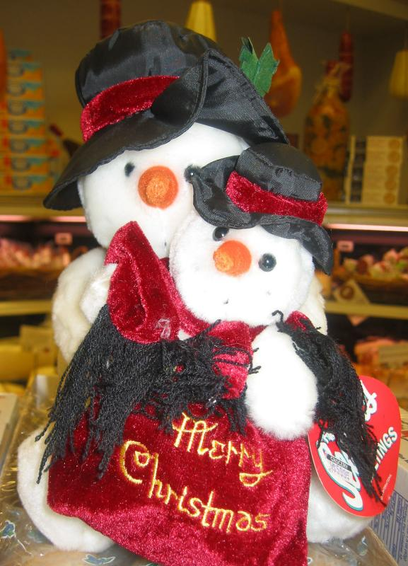 Merry Christmas from Our Local Grocery Strore