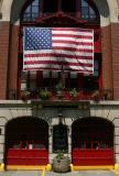 JUL 4 - Firehouse at 3rd Street near the Bowery