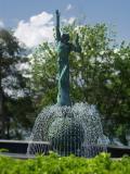 Memorial Garden Fountain