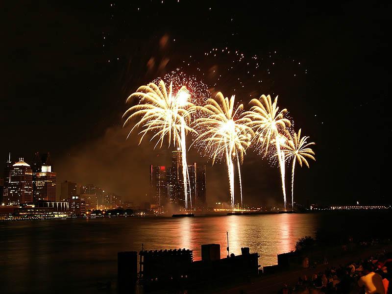 Freedom Festival Fireworks 22:18:18