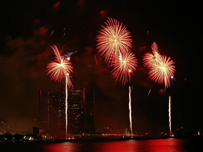 Freedom Festival Fireworks 22:23:48 hrs
