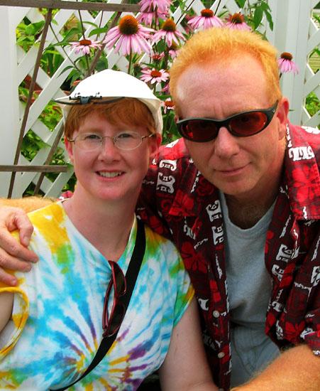 Jenn & John
