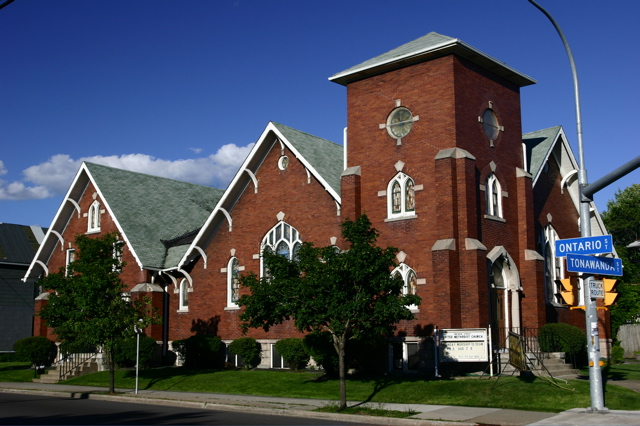 Ontario Street United Methodist Church