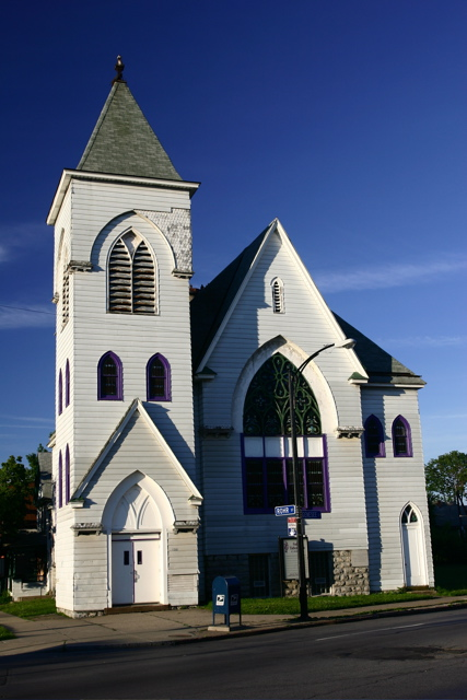 Zoar Evangelical and Reformed Church
