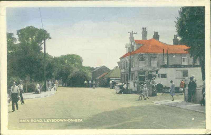 Main Road Leysdown 1959