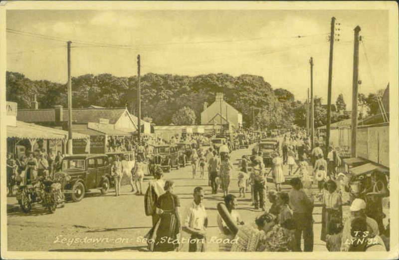 Station Road, Leysdown