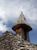 Les Plagnes : chapelle Sainte Anne