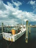 Fishing Boat, Outer Banks, NC.