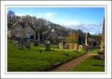 Cemetery, Snowshill, Gloucestershire