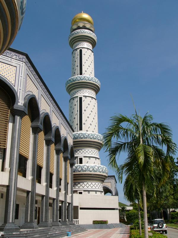 JameAsr Hassanal Bolkiah Mosque