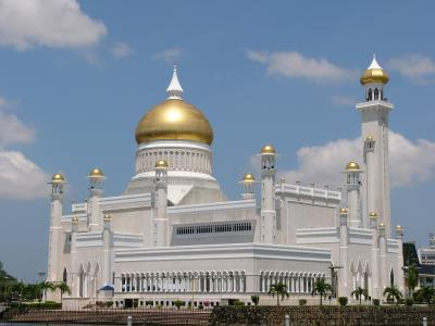 Named after the 28th Sultan of Brunei