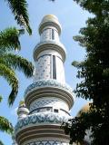 Beautiful minarets