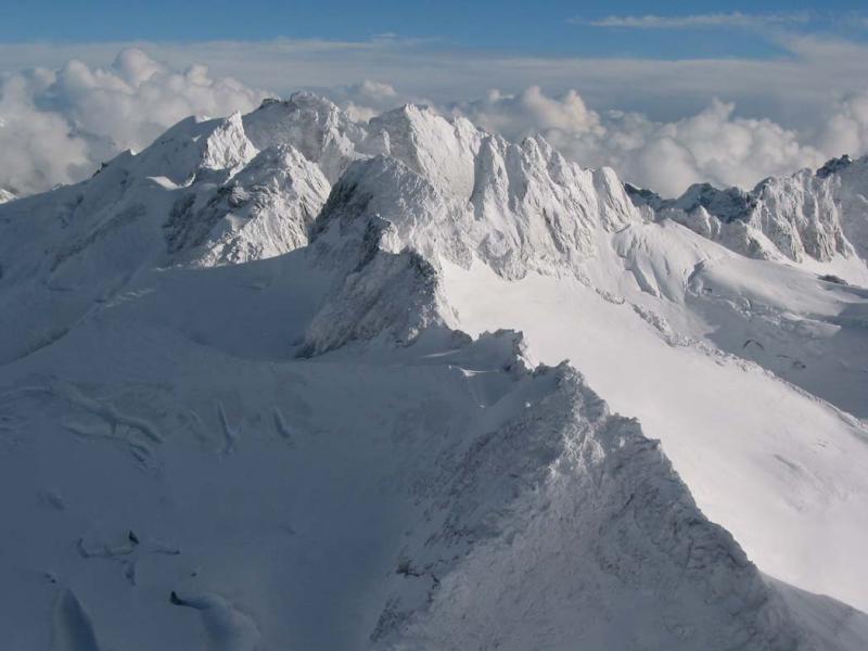 Mt Challenger, View East <br>(ChallengerPk112003-40.jpg)