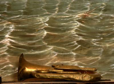 Tuba, Bodie, California, 2004