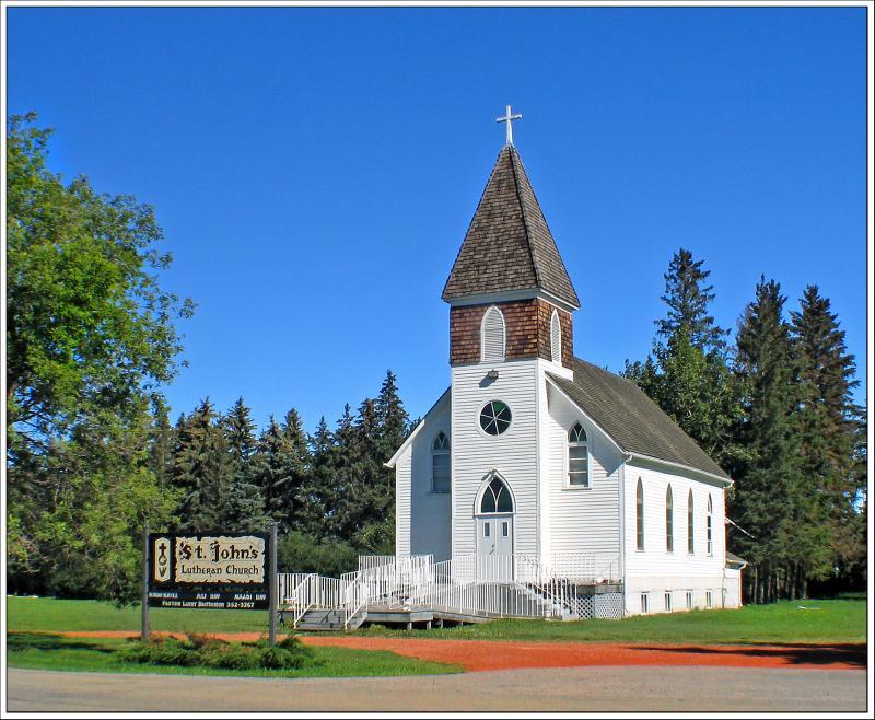 St. Johns Luthern Church