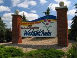 Wetaskiwin Sign