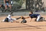 Slide at Home Plate