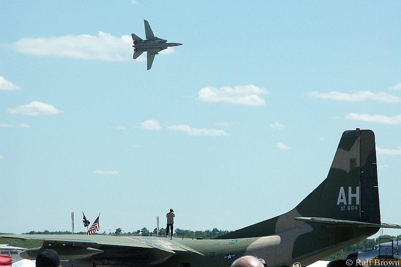 F-14 Tomcat Demonstration