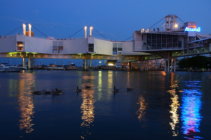 Dusk at Ontario Place.jpg