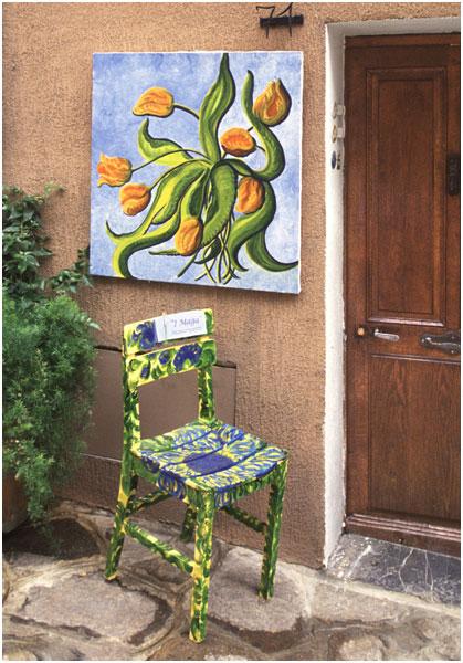 Artists Chair