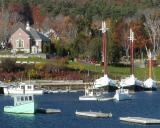 Camden, Maine November 4, 2004
