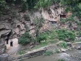 Pashupatinath Temple - Sahdu Hermit Dwellings