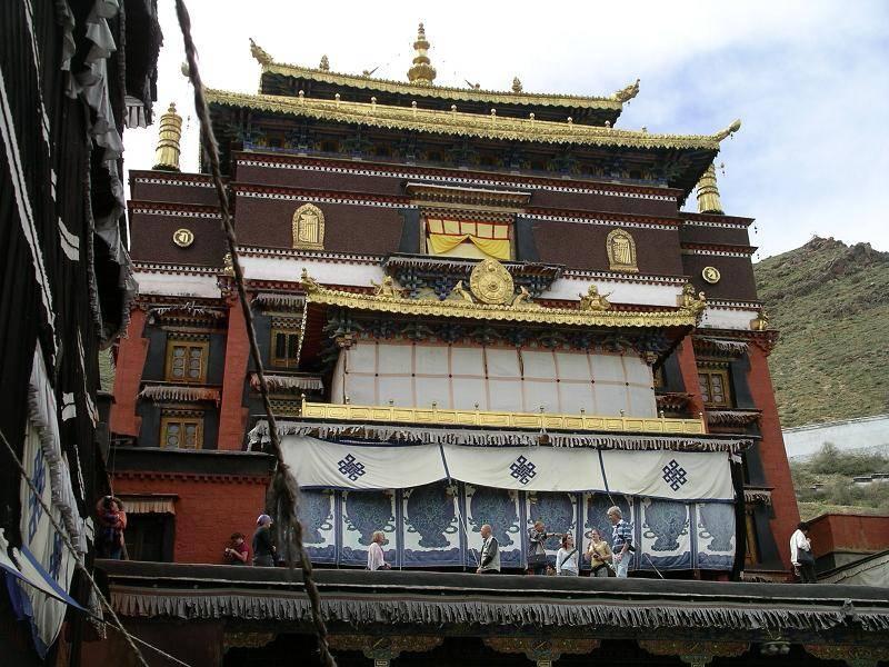 Shigatse - Tashilhunpo Monastery - Home To The Panchen Lama