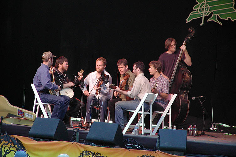 Dirk Powell Band plays old-time music