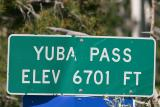 Yuba Pass and Sierra Valley
